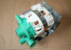 dishwasher wash motor